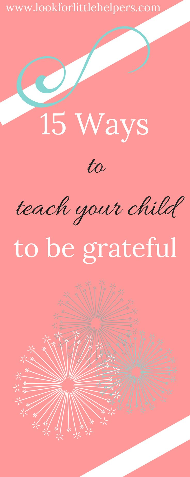 Learn about #gratitude, when to teach it to your kids, how to teach your kids to be grateful, and why to work on it!  Also, get access to a free daily gratitude journal for kids, along with other activities.