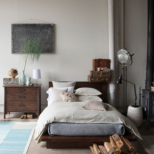 Bedroom Perfection West Elm Dwell Pinterest Neutral Bedrooms Guest Rooms And Neutral