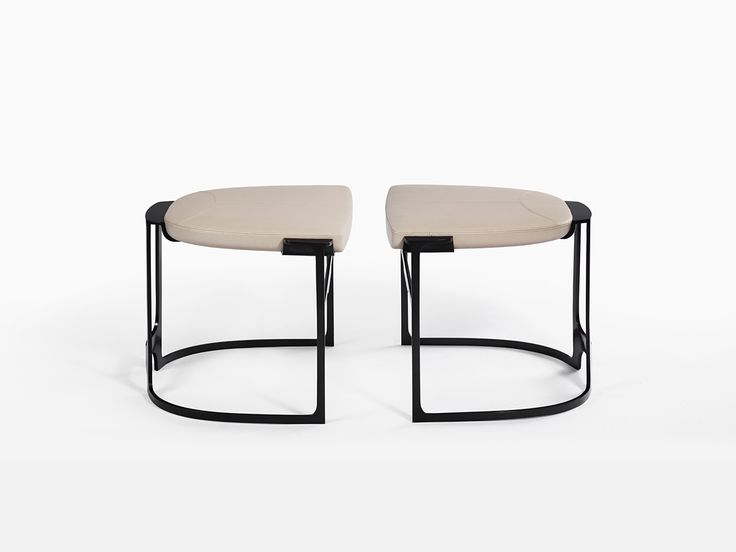 Volt Stools for Holly Hunt by CASTE Available at the DD Building suite
