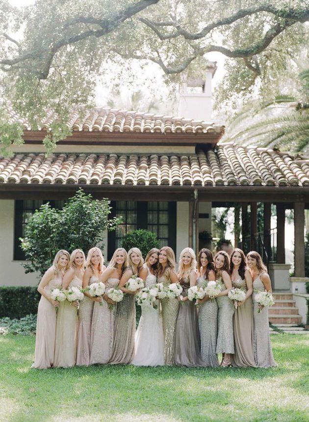 Mix and Match Bridesmaid Dress Ideas   Bridal Musings Wedding Blog 7