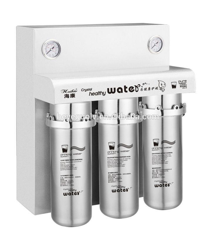 25 melhores ideias de purifica o de gua no pinterest - Filtros de agua domesticos ...