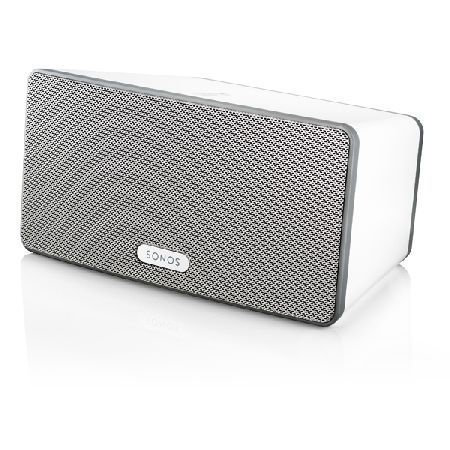 Sonos PLAY:3 Wireless HiFi System - Immersive SONOS PLAY:3 Wireless HiFi System The SONOS PLAY 3 PERFECT FOR · Any room where you want music · Expanding Sonos to additional rooms · Pairing two in stereo pair for bigger stereo sound BENEFITS · STR http://www.MightGet.com/january-2017-12/sonos-play3-wireless-hifi-system--immersive.asp