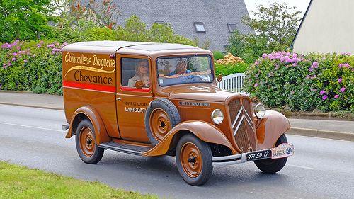 Citroën Rosalie 1932-38