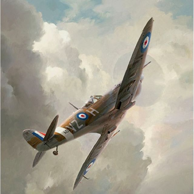 Brooks WW2 Aviation Art