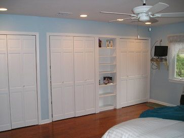 Wall Of Closets Design Ideas, Pictures, Remodel, and Decor - page 13
