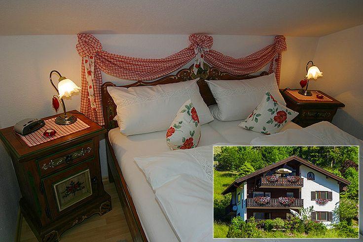 Herzlich willkommen in der 4 Sterne Romantik-Ferienwohnung Sissi in Mittenwald…