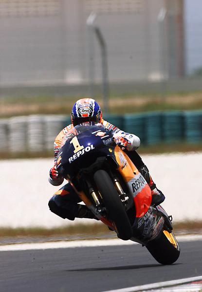 back when bikes were angry...mick doohan