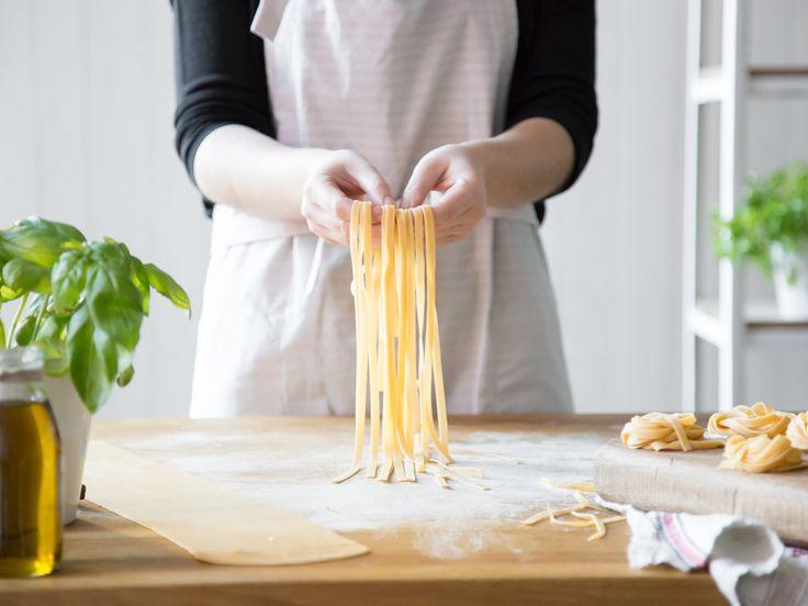 Pasta selber machen mit KA Pasta-Vorsatz-Titel2