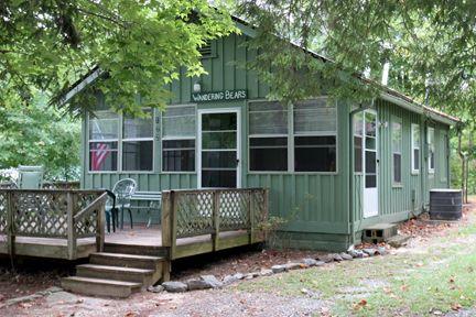 Cabins At Lake Lure And Chimney Rock North Carolina
