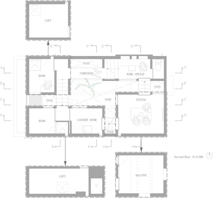 design a house plan gallery of house in goido fujiwaramuro architects 14 17230