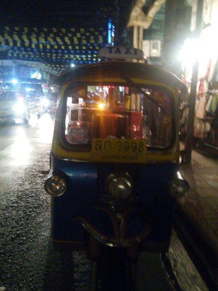 Hello pedicab