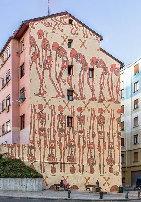 by ARYZ - Bilbao, Spain - 10/14 (LP)