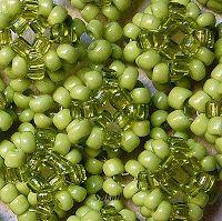 Szikati oldala: Zöld korall kollekció / Green coral collection