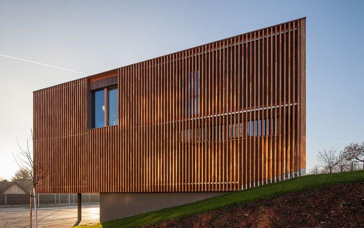 Gallery - Sparkasse Bank / Dietger Wissounig Architekten - 8