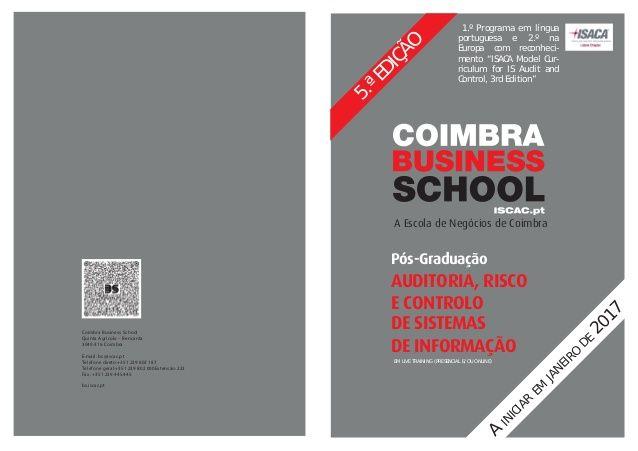 Brochura Pós-Graduação 5ª edição arcsi Edição 2017