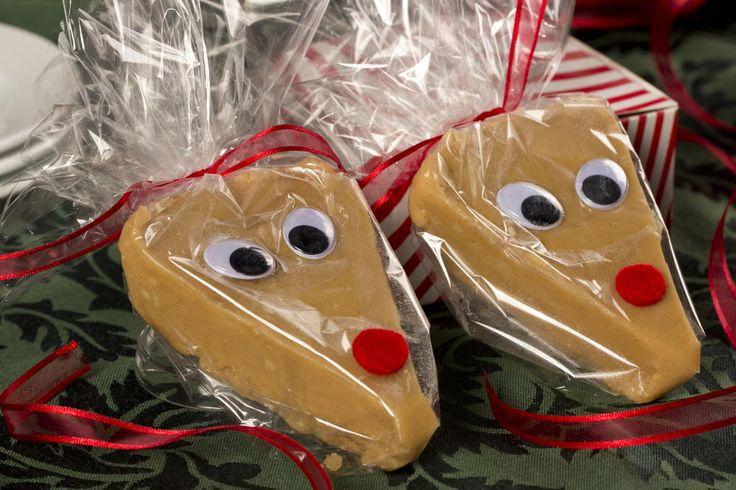 Reindeer Fudge | MrFood.com