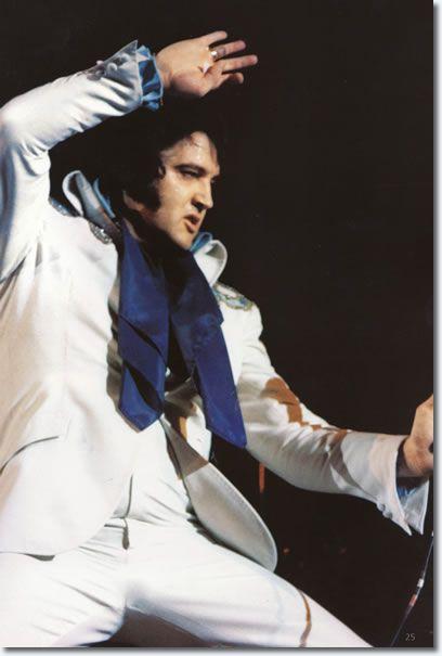 Elvis Presley : Jacksonville Florida : April 25, 1975