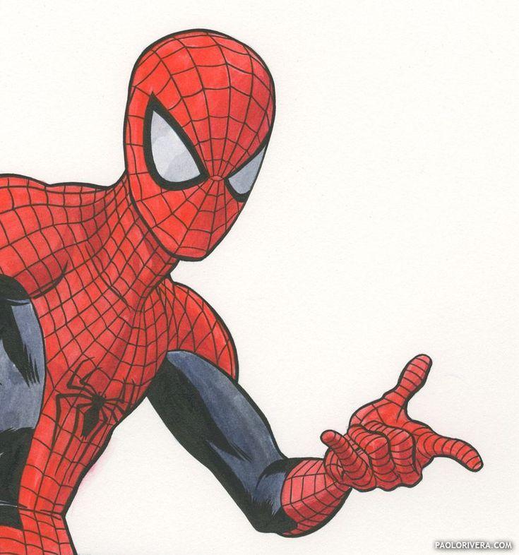 The Amazing Spider-Man - Paolo Rivera