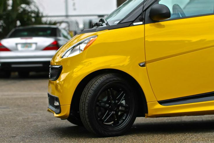 Smart car city flame at mercedes benz of naples florida for Mercedes benz of naples fl