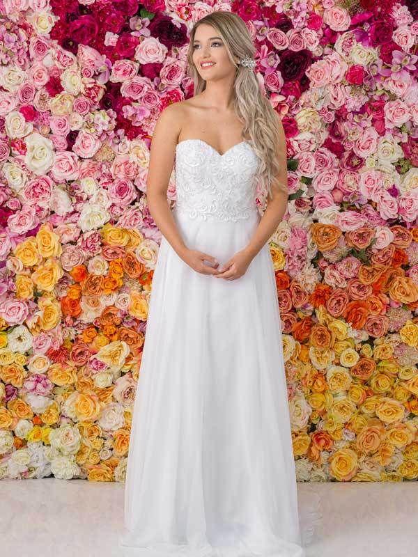 Allure Debutante Gown G224