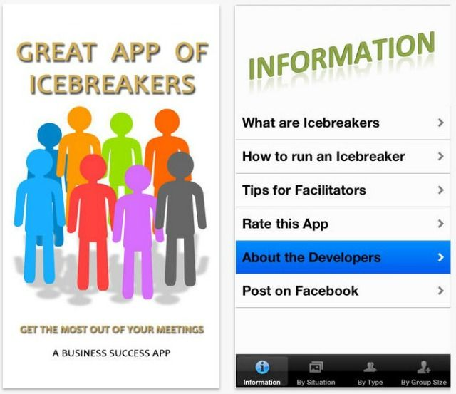 Ice Breakers For Business Meetings Icebreakers