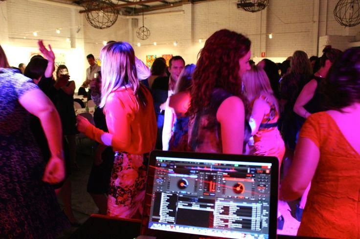 Smart Artz Gallery Wedding. Melbourne Wedding DJ, Wedding Live Band, Acoustic Duo, Master of Ceremonies and Dancer Studio.