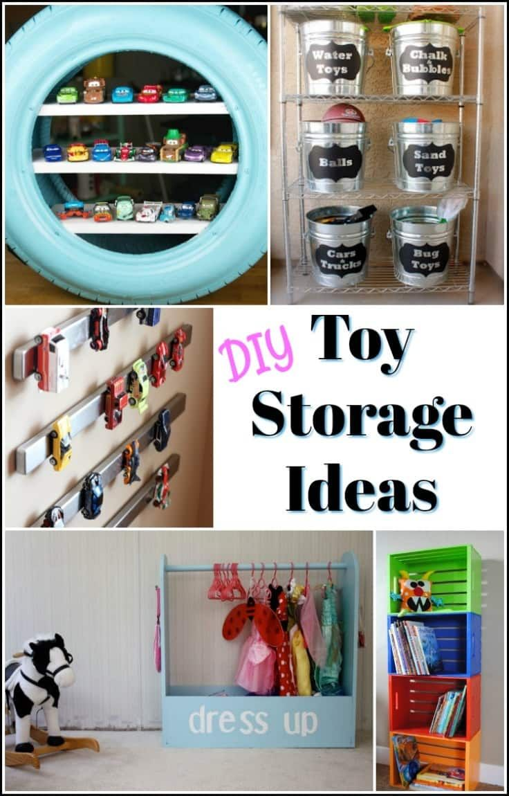 45 Clever Toy Storage Ideas And Organizer For Your Kids Room New