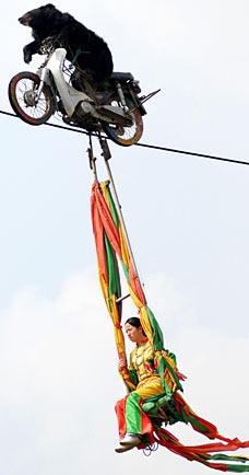 China Circus..