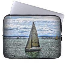 "Yacht 13"" Laptop Sleeve $27.95"