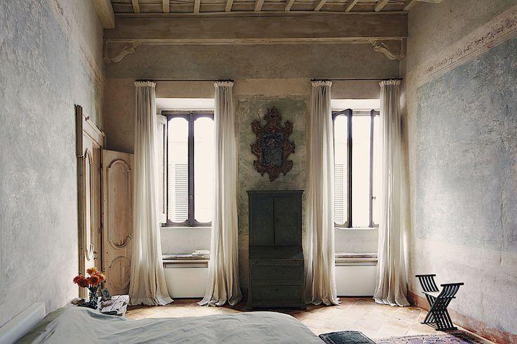 Simon Watson / Interiors / Labeque & Axel Vervoordt Rome