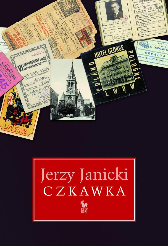 """""""Czkawka"""" Jerzy Janicki Cover by Andrzej Barecki Published by Wydawnictwo Iskry 2000"""