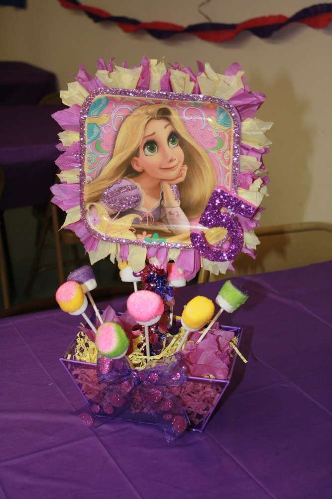 rapunzel, tangled Birthday Party Ideas | Photo 16 of 27 | Catch My Party