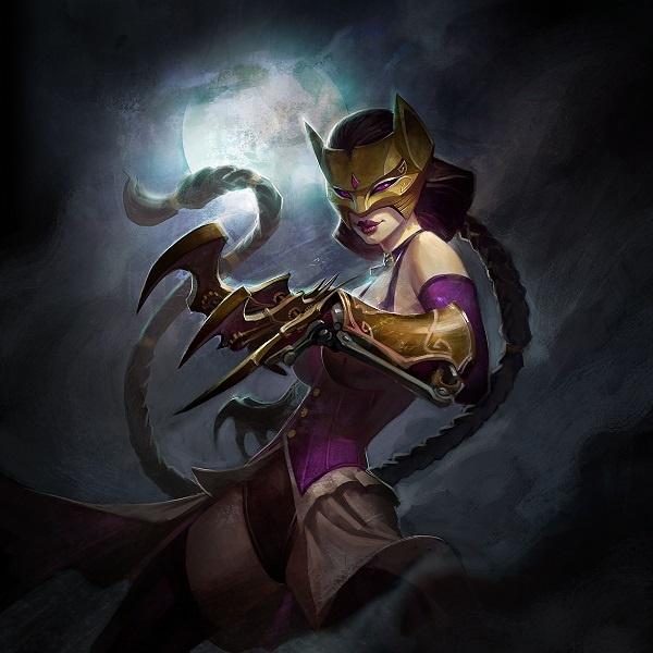Infinite Crisis: Gaslight Catwoman Bio