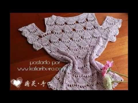 Ciganinha em Crochê Gráficos  ► www.katiaribeiro.com.br