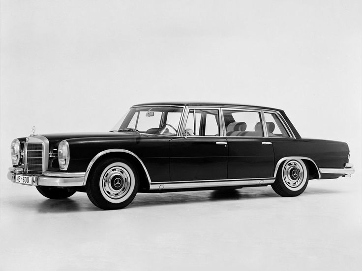 Mercedes Benz 600 | ⇆ 1´|  https://www.pinterest.com/kimr1139/classic-car/