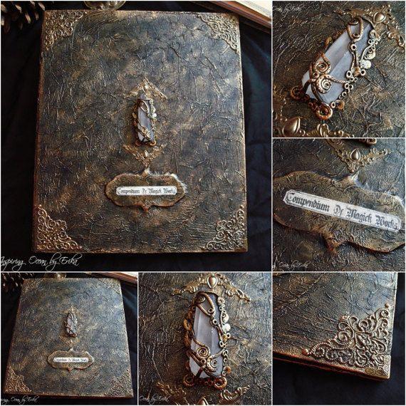 Book Of Shadows Cover Diy ~ Die besten ringbuch a ideen auf pinterest album