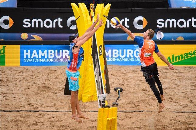 FIVB - Beach Volleyball - Hamburg Major tournament