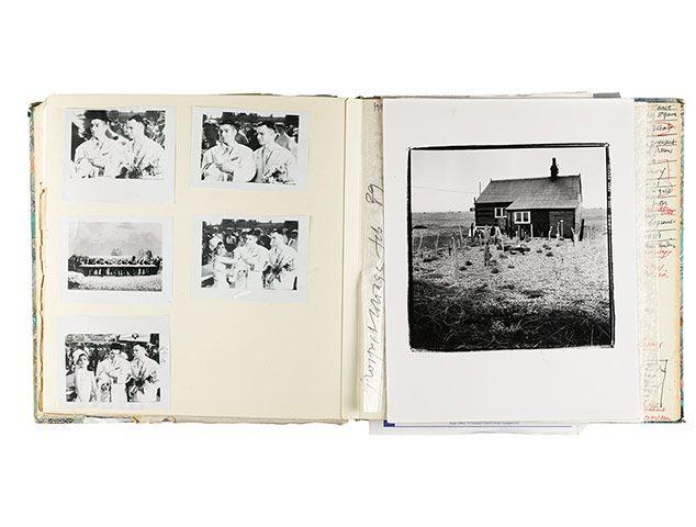 Derek Jarman: Sketchbook