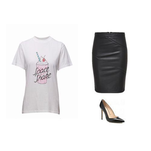 Grafiske t-shirts