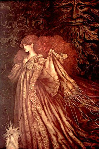 In folklore, the nightmare really is no direct essence, but a young girl often redhead, as some nights turn into Mara and head out to torment people and animals at night.