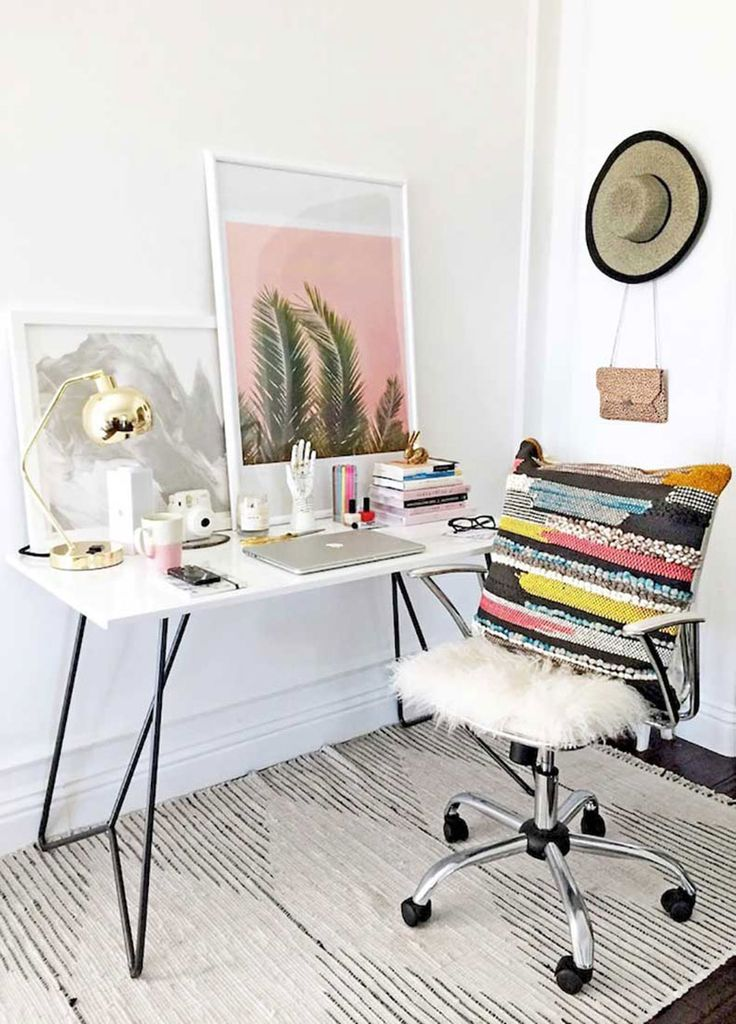 Making Small Space Work for You #theeverygirl