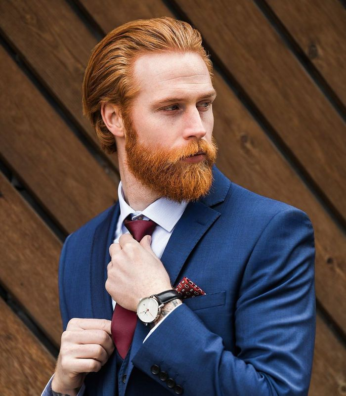 Barber Tells This Shy Insurance Man To Grow A Beard And It Ends