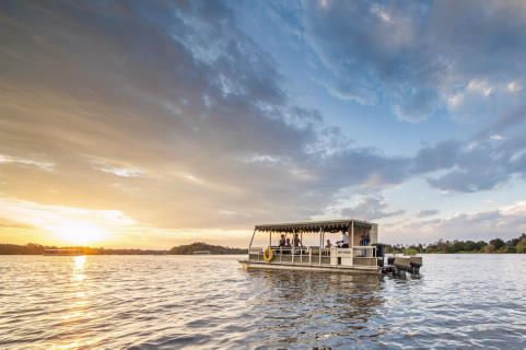 Zambezi River Cruises with Bushtracks River Safaris