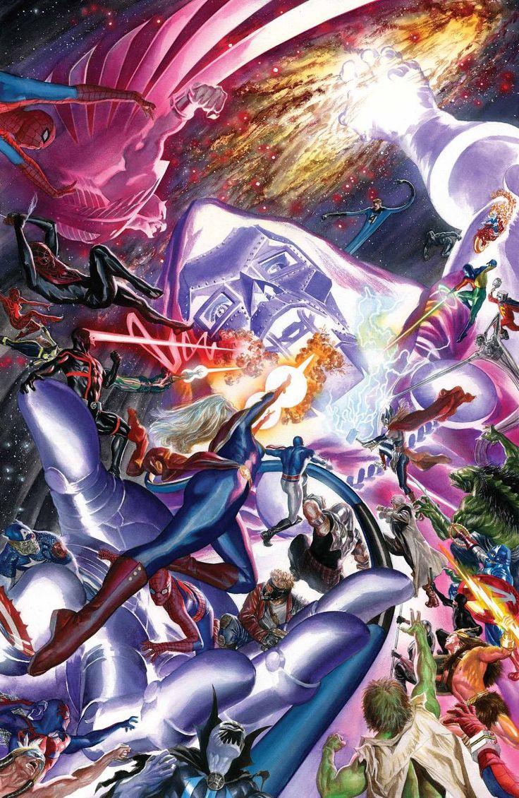 Back to title selection: Comics S: Secret Wars Vol 1 Back to title selection: Comics S: Secret...