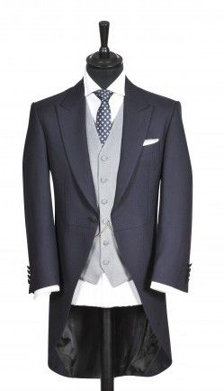 mix navy and gray