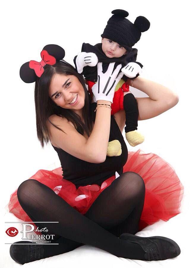 #mimimouse #mickeymouse #photograhy #ideas #handmade #crafts #costume #theme #mum #mother #son #diy