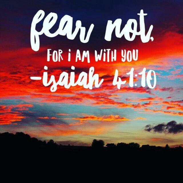 #DailyBibleVerse #scripture Isaiah 41