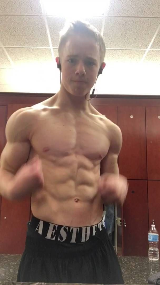 Teen Male Muscle 7