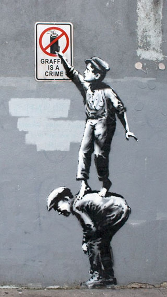 banksy wallpaper iphone buscar con google banksy y m s