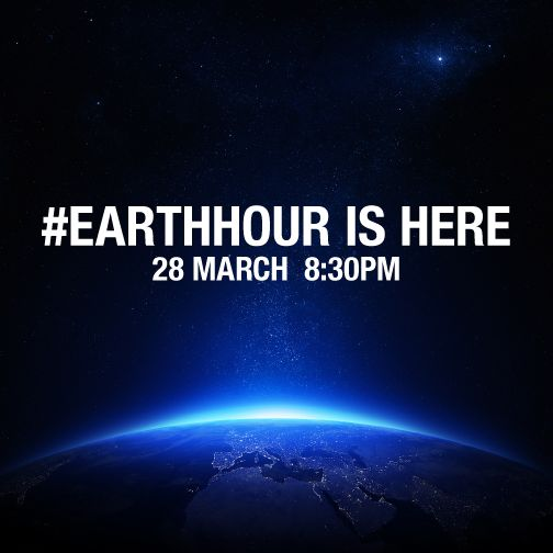 Earth Hour Live: Watch the 'Hour' unfold around the world | EARTH HOUR